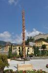 Scultura per Piazza Italia, Villa Garzoni Collodi-2