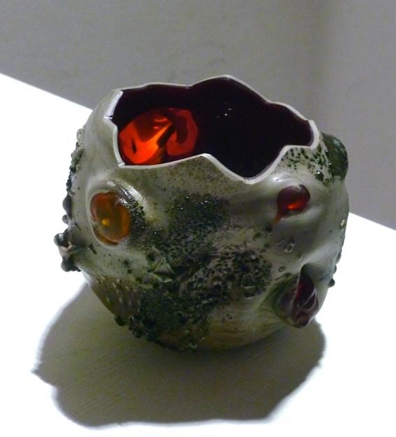 Fiorella Corsi, Premio Murano 2013; opera realizzata dal M° Paolo Cenedese